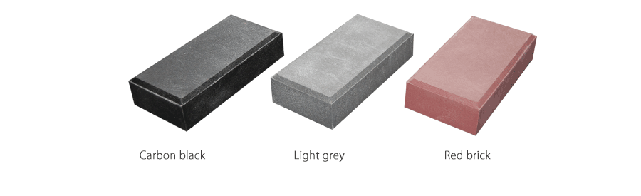 polysand paver color selection
